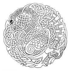 mandala coloring pages meaning 1000 ideas about celtic mandala on celtic