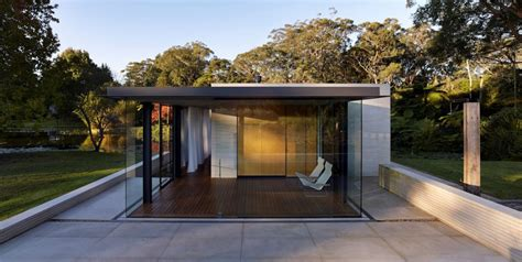 glas pavillon glass pavilion takes the place of an orchard but keeps its