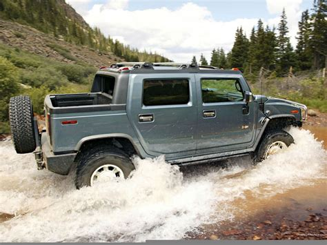 2007 hummer h2 sut overview cargurus