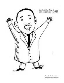 martin luther king coloring pages martin luther king jr coloring pages for