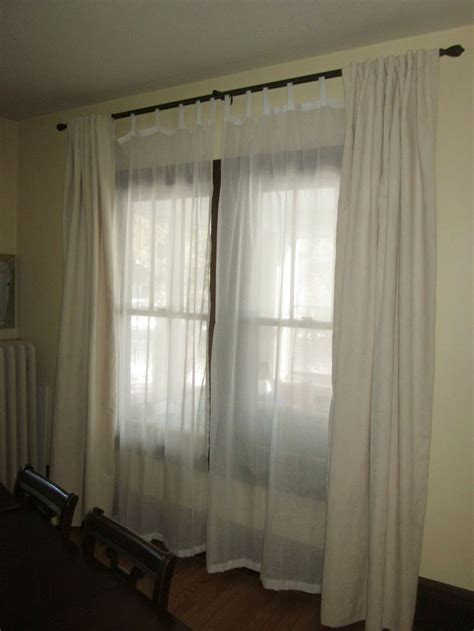 window treatments for double windows a very beautiful curtains for double windows curtains