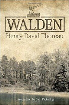 walden literature book walden henry david thoreau sam pickering 9780881462319