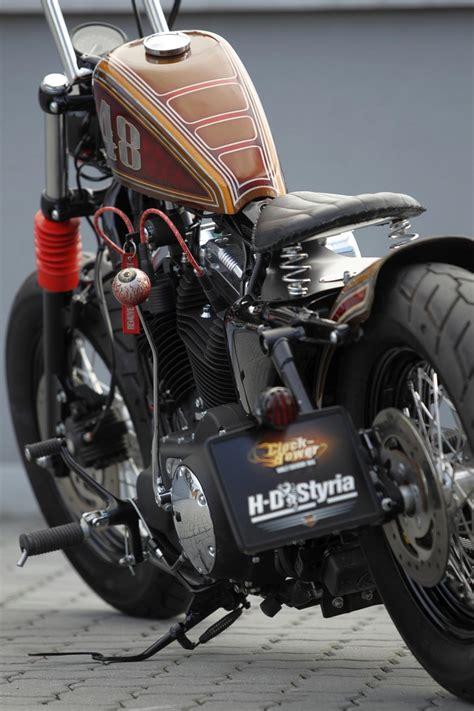 Chopper Motorräder Mit 48 Ps by Harley 48 Shift By Hd Graz Motorrad Fotos
