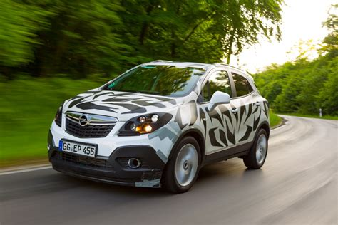 opel suv riwal888 blog new opel mokka german engineered suv