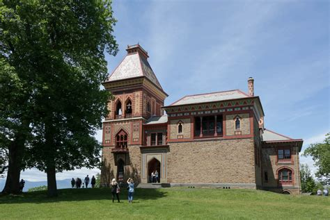 olana house artists and visitors converse with the landscape at olana storied 19th century