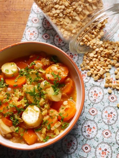 magazine gazelle cuisine j ai test 233 les lentilles aux carottes 224 la marocaine du
