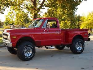69 70 chevy stepside 4x4 cool 4x4 s