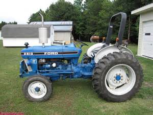 Ford Farm Tractors Tractordata Ford 2810 Tractor Photos Information