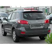 Cars Hyundai Santa Fe Ii 2011 5