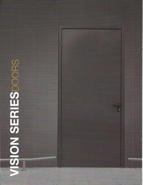Exterior Hollow Metal Doors Vision Hollow Metal Limited