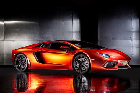 How Much Are Lamborghini Aventador Lamborghini Aventador Gets Slick Wrap From Print Tech