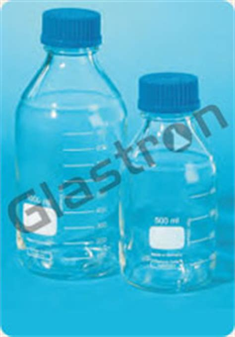 Cat 21 226 14 Erlenmeyer Flask Wide Neck Cap 25ml laboratory bottles plastic bottles pharma pet bottles lab