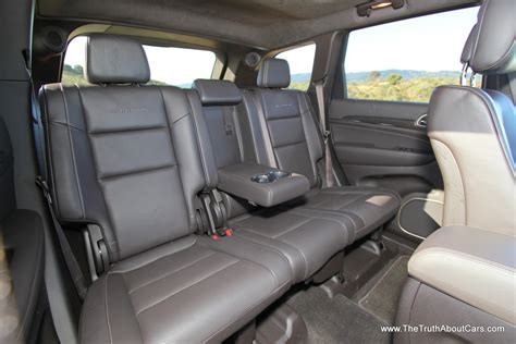 jeep grand cherokee summit interior review 2014 jeep grand cherokee summit video the