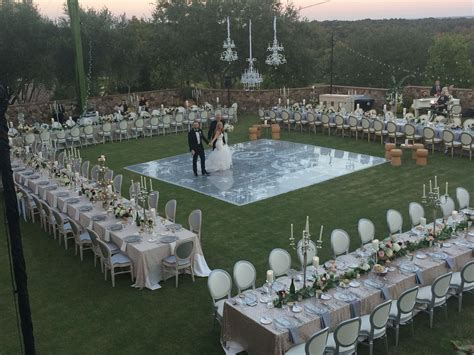 our outdoor wedding reception love in 2019 wedding