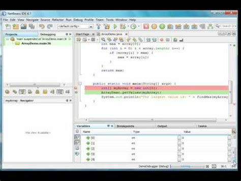 netbeans tutorial debugger punchinstrukciiskachat blog
