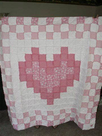 free printable rag quilt patterns breast cancer quilts thread heart rag quilt sewing