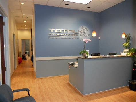 At The Front Desk by Welcome To Our New Schaumburg Clinic