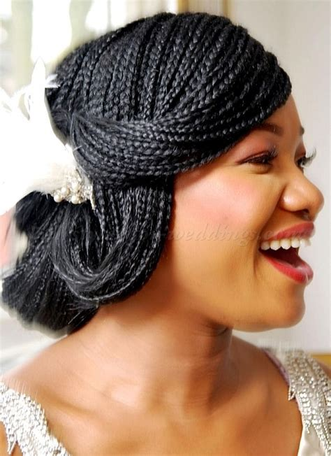 afro hairstyles with braids long wedding hairstyles for natural curly hair wedding