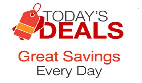 today offers deals of the day today s great deal great offers and
