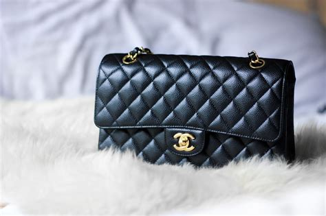 Chanel Medium refined couture chanel medium classic flap a review