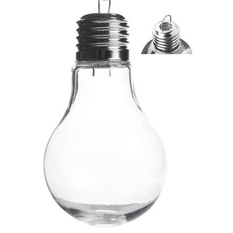light bulb ornaments plastic light bulb ornaments plastic fillable light bulb
