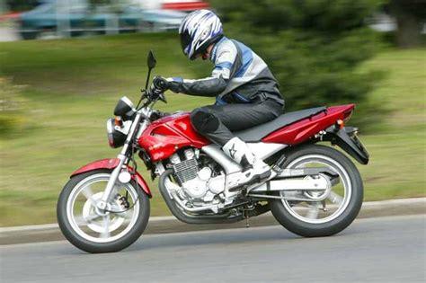 honda cbf 250 honda cbf250 2004 2012 review mcn