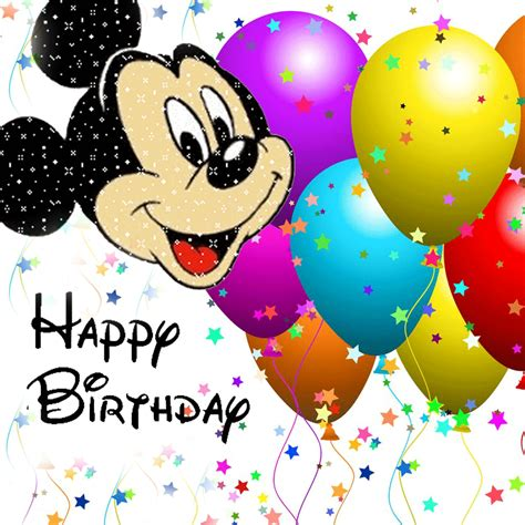 Disney Birthday Meme - mickey mouse disney gif by wetpaint find share on giphy