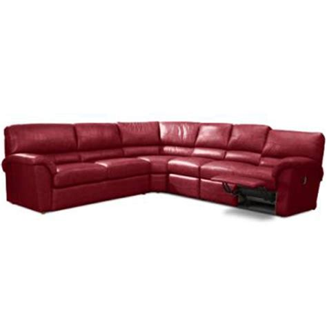 Lazboy Sectional by La Z Boy 366 Reese Sectional Discount Furniture At Hickory Park Furniture Galleries