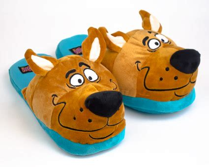 scooby doo house shoes scooby doo slippers cartoon character slippers