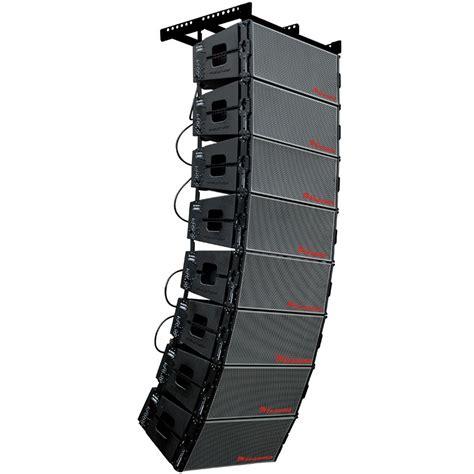 Speaker Acr Line Array dual 10 inch built in audio line array speaker buy