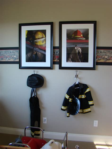 firefighter home decorations 82 best images about firefighter and police bedroom ideas
