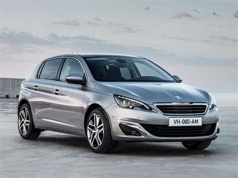 Peugeot 308 Pictures New Pictures Of 2014 Peugeot 308