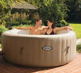 How To Replace A Bathtub In A Mobile Home Intex Pure Spa 4 Person Inflatable Portable Heated Bubble