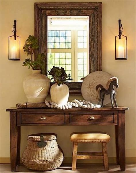 how to decorate a foyer in a home 25 best ideas about entry table decorations on pinterest