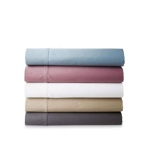 bed sheets material and thread count cannon 500 thread count pima cotton sheet set shop your way shopping earn points on