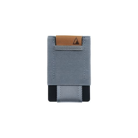 Basic Wallet basic wallet grey nomatic touch of modern