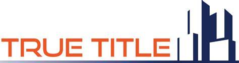 Settlement Directory   True Title, Inc.