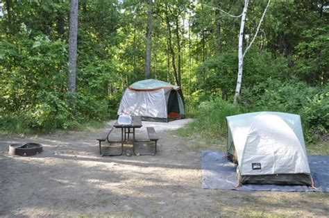 campground  peninsula state park updated  reviews