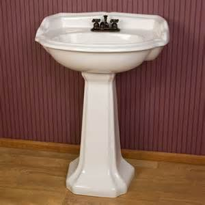 Pedestal Kitchen Sink Kendra Pedestal Sink Contemporary Bathroom Sinks