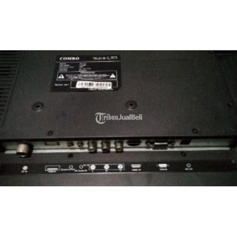 Tv Flat 21 Inch Baru tv monitor led merk combo layar 21 inch bekas terawat seperti baru murah jakarta dijual