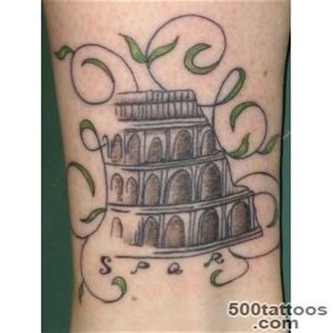 spqr tattoo meaning spqr designs ideas meanings images