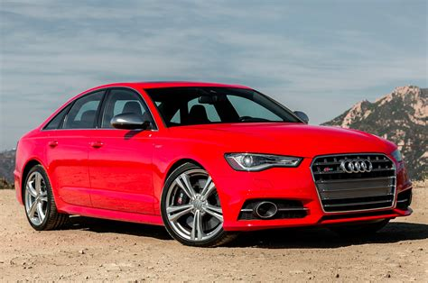 audi s6 review 2016 audi s6 reviews and rating motor trend