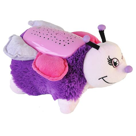 Animal Cuddle Pet Pillow Cushion Dream Night Light Bed