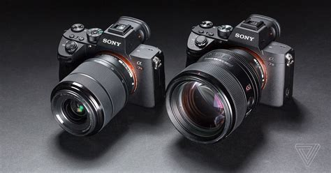 a7 sony sony a7 iii and a7r iii review mirrorless magic the verge