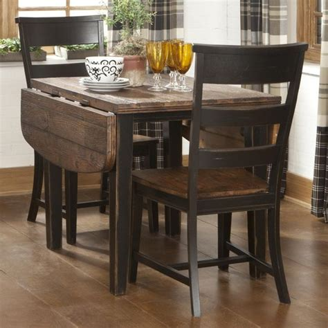 kitchen table sets with leaf drop leaf kitchen tables for small spaces home office