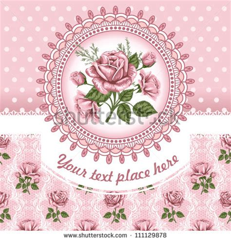 vintage style floral background with pink blooms royalty vintage floral background stock images royalty free