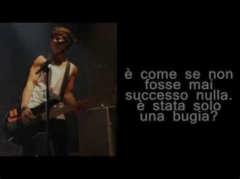 seven seconds testo 5 seconds of summer amnesia traduzione