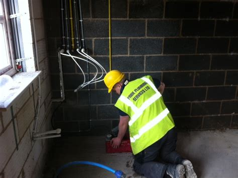 Pride Plumbing And Heating by Pride Plumbing Services 187 New Build Plumbing And Heating