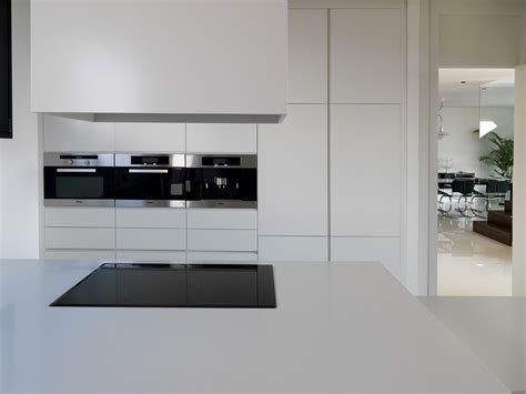 16 ultra modern kitchen designs that will leave you speechless a fusion of black white ultra modern house is a