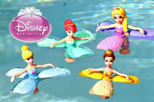 Disney princess pool party images